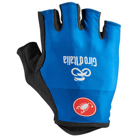 Castelli Giro d'Italia #102 Gloves Unisex azzurro
